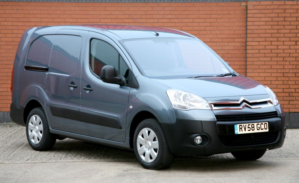 Citroen Berlingo - Van Of The Year
