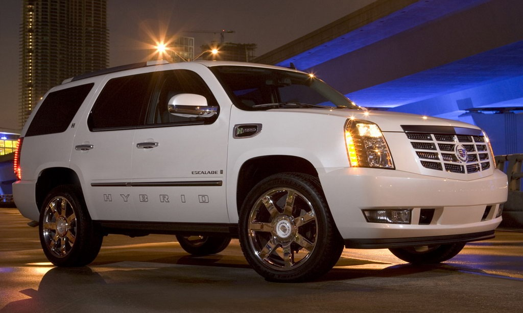 2009 Cadillac Escalade Hybrid Luxury Sports Cars