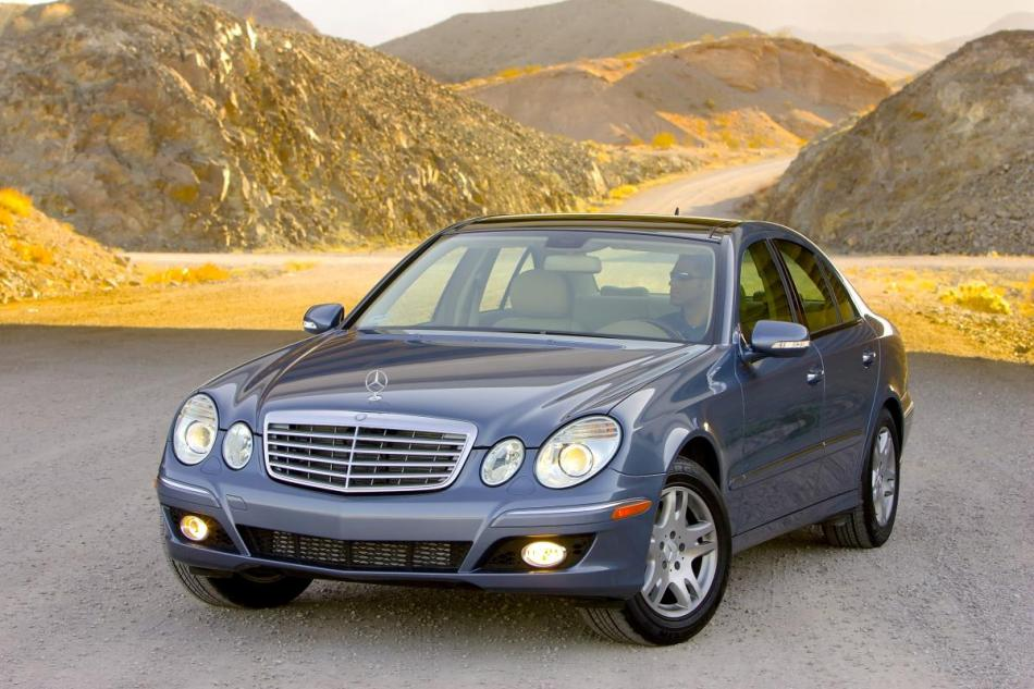 2009 Mercedes-Benz E320 Bluetec Sedan Review