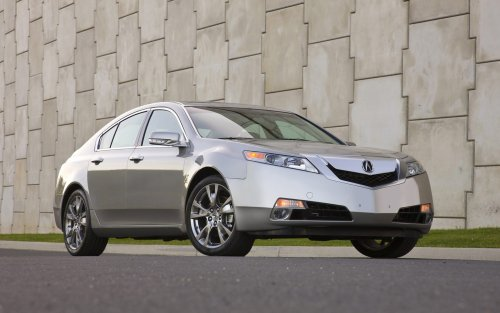 heels on wheels 2009 acura tl review