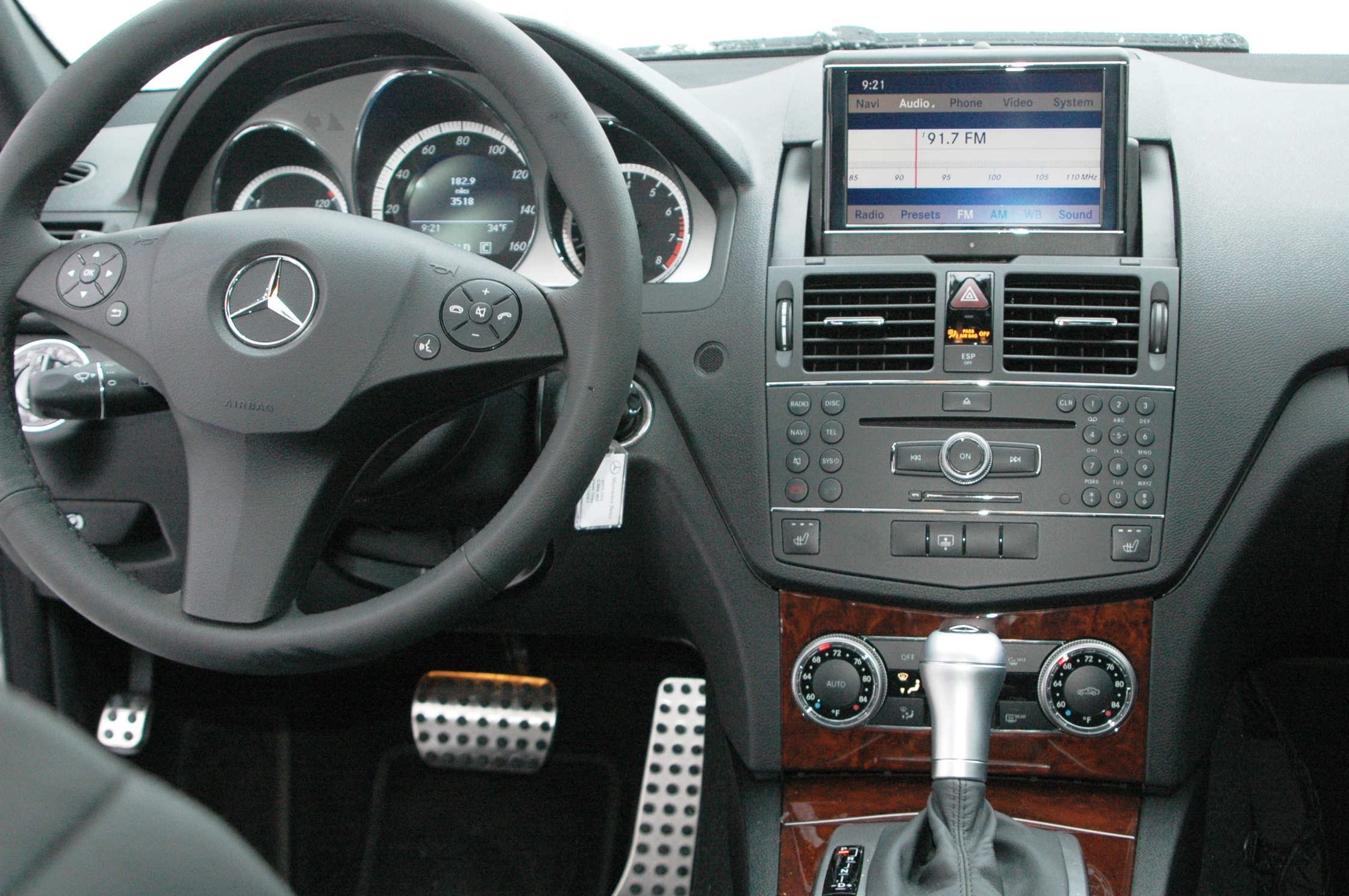 2008 Mercedes Benz C300 Review 4matic