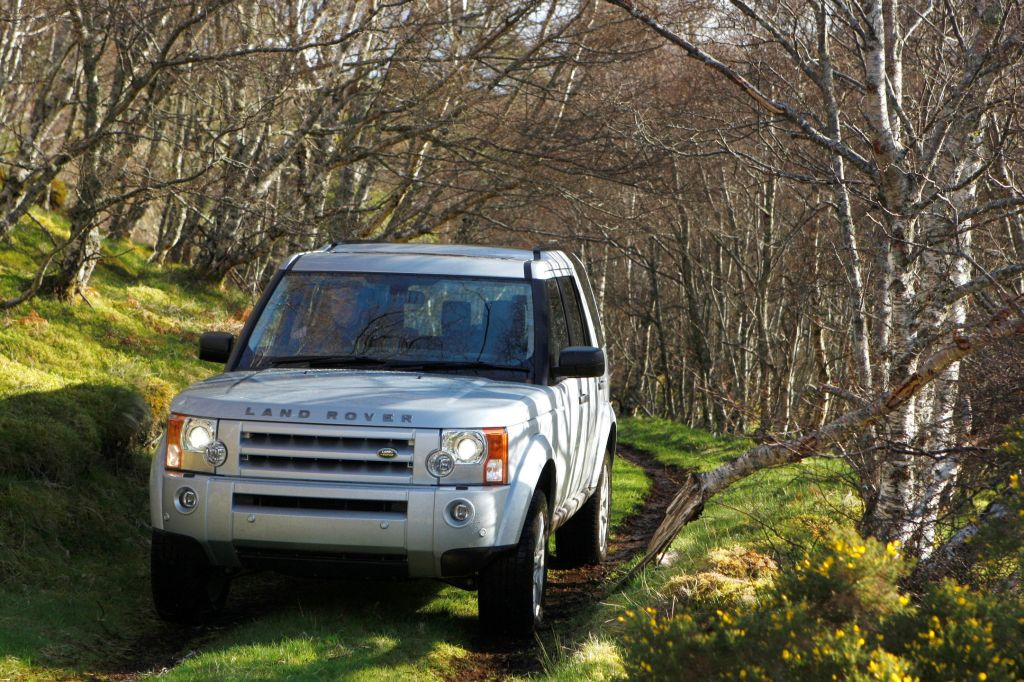 Très Land Rover Discovery 3 09MY HI27