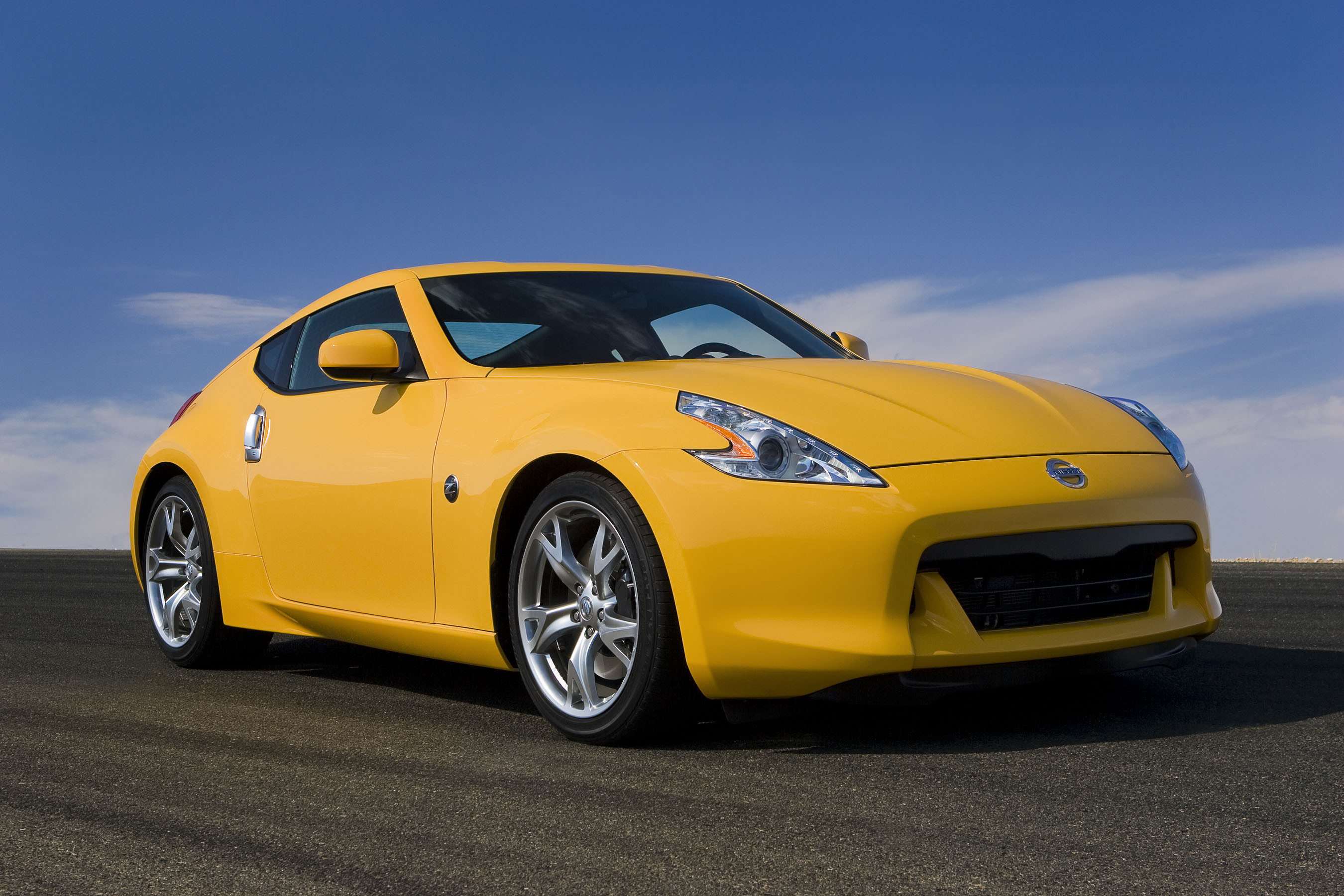 All-New Nissan 2009 370Z Coupe Pricing