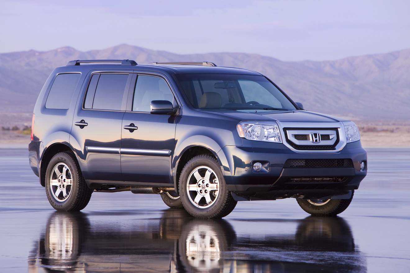 2009 Honda Pilot (select to view enlarged photo)