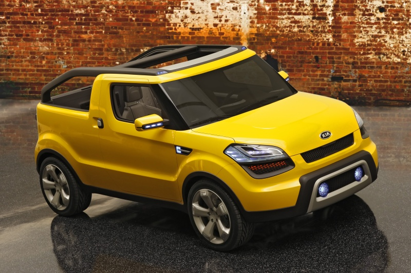 Kia Motors America Showcases The Soul 39 Ster Concept At The