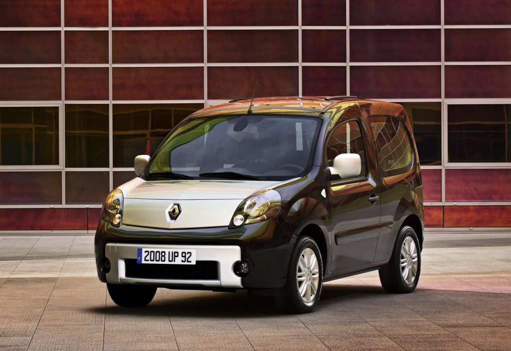 Renault Kangoo Be Bop A Unique Richly Equipped Version