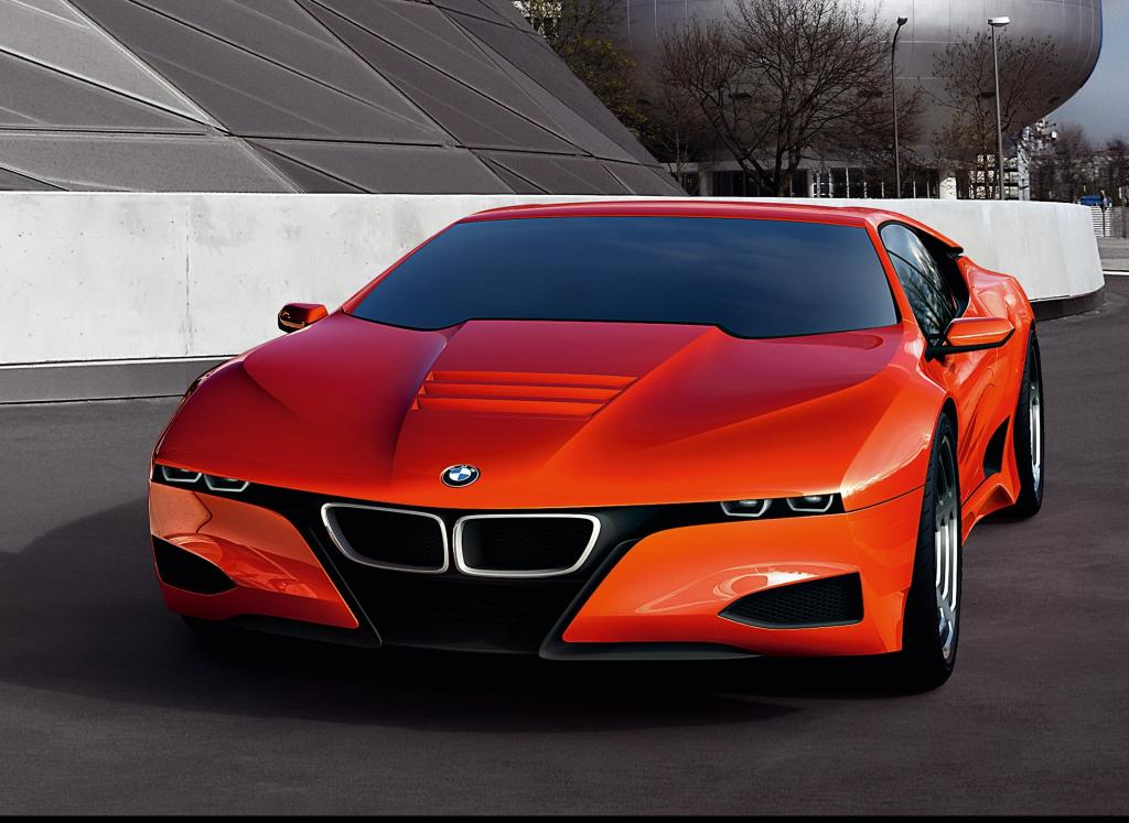 Bmw M1 Hommage Set To Be A Show Stopper