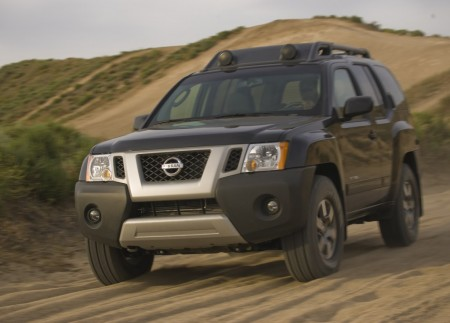 2009 nissan xterra se v6 4x4 review. Black Bedroom Furniture Sets. Home Design Ideas