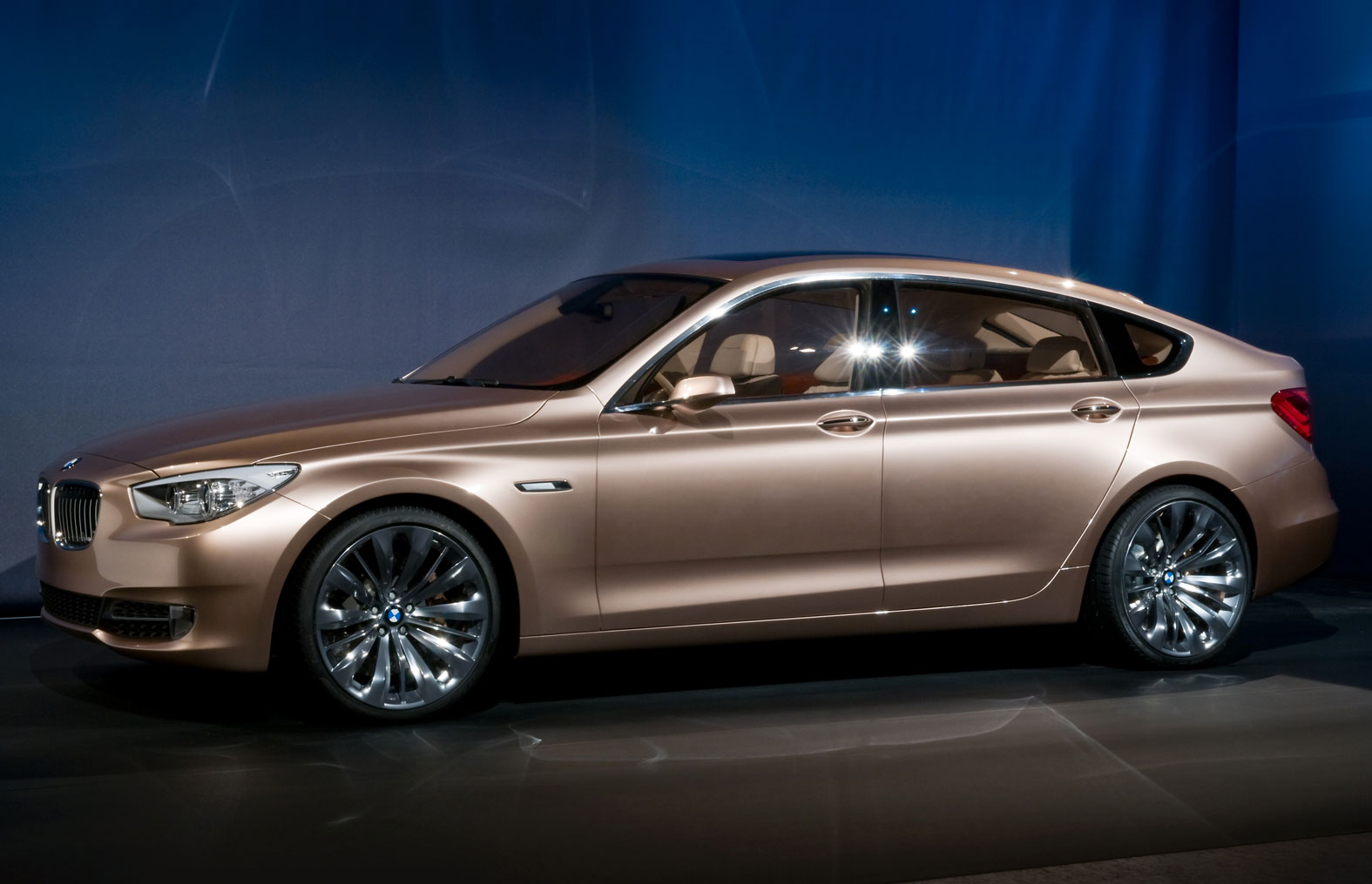 New BMW 5 Series Gran Turismo Concept Shows Much of the New ...