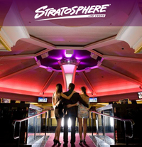 The Stratosphere Named Official Las Vegas Area Hotel Of