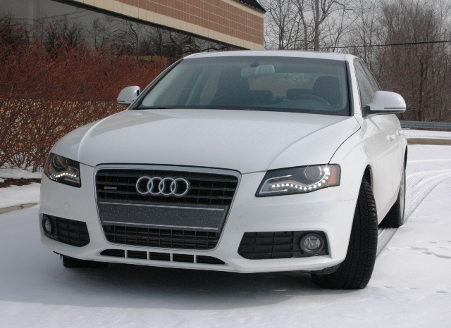 2009 audi a4 sedan 2 0t quattro review. Black Bedroom Furniture Sets. Home Design Ideas