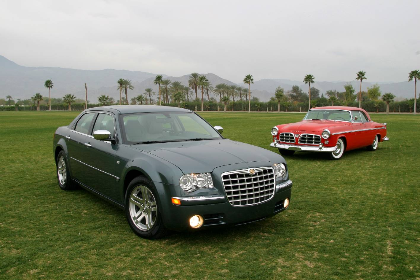 Past and Present Chrysler