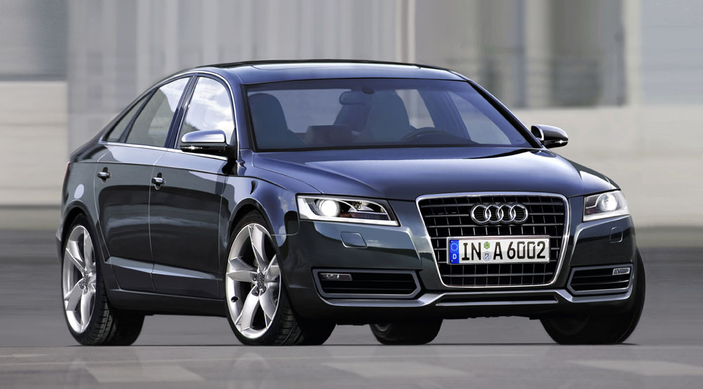 audi a6 body kits. Survey Results Show Audi A6