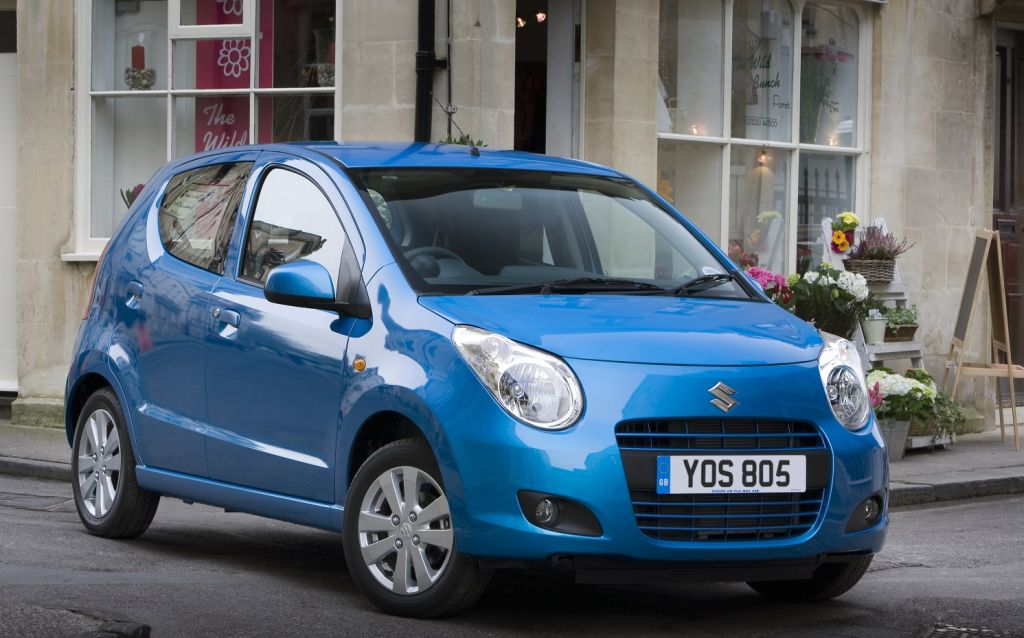 Suzuki Alto Celebrates 30 Years Of Low Cost Motoring