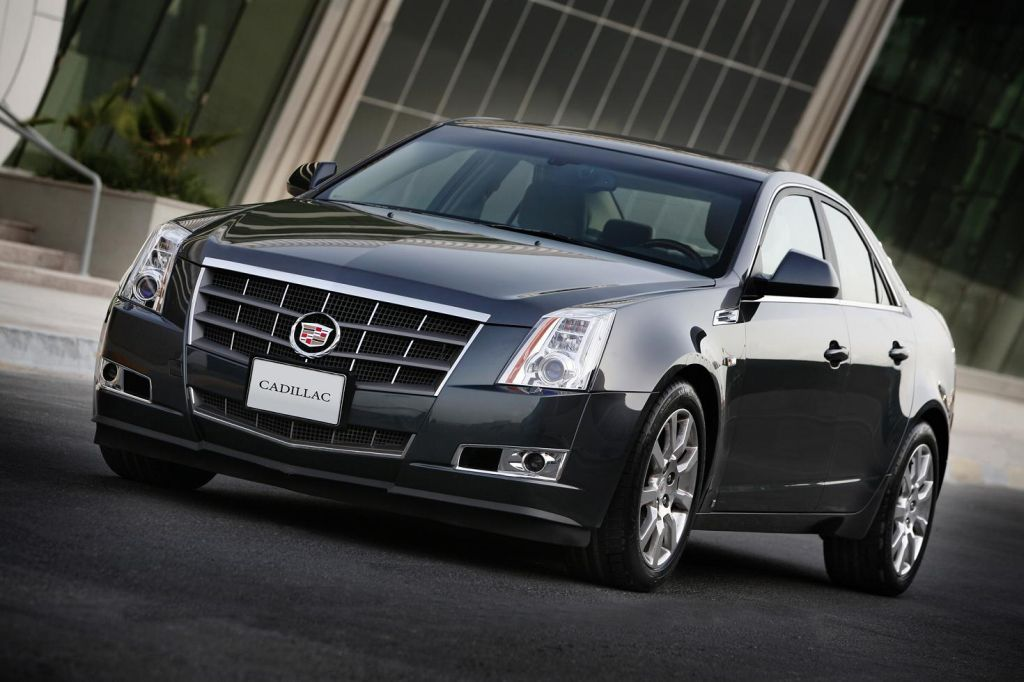 Pre Owned Cadillac Cts V Cadillac Cts 2009 Black cadillac cts: taking art and science to a ...