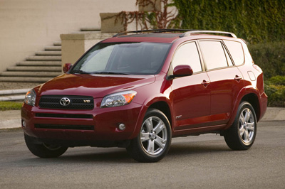 2009 Toyota RAV4 (select to view enlarged photo)