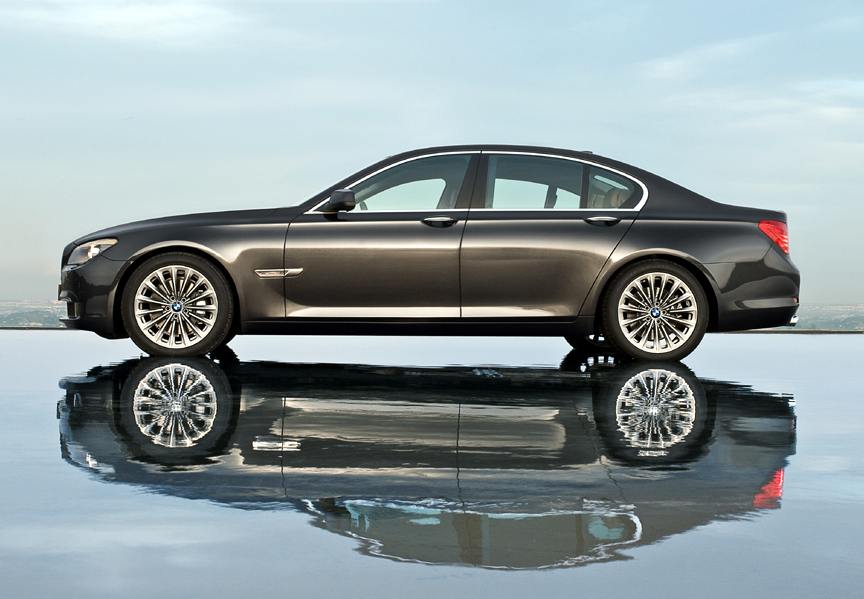 Road Trip: 2009 BMW 7 Series - EXCLUSIVE VIDEO