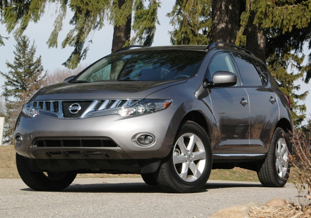 2009 Nissan Murano SL AWD Review