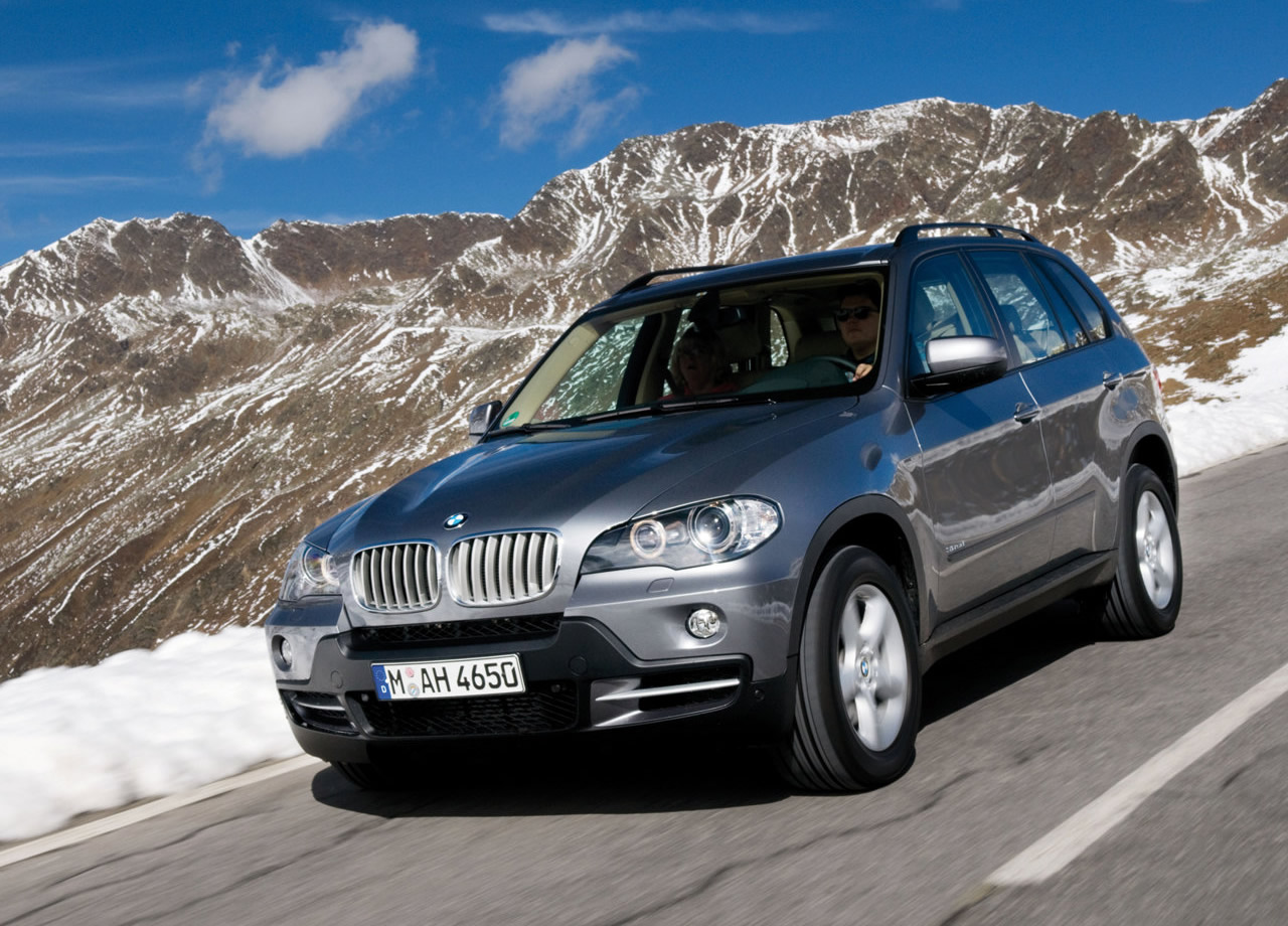 2009 bmw x5 xdrive35d (diesel) review