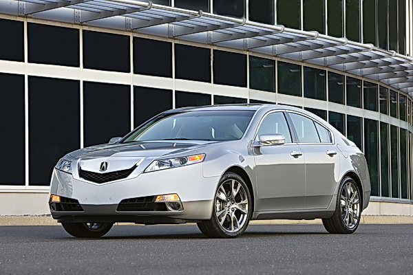 2009 Acura TL SH-AWD Review