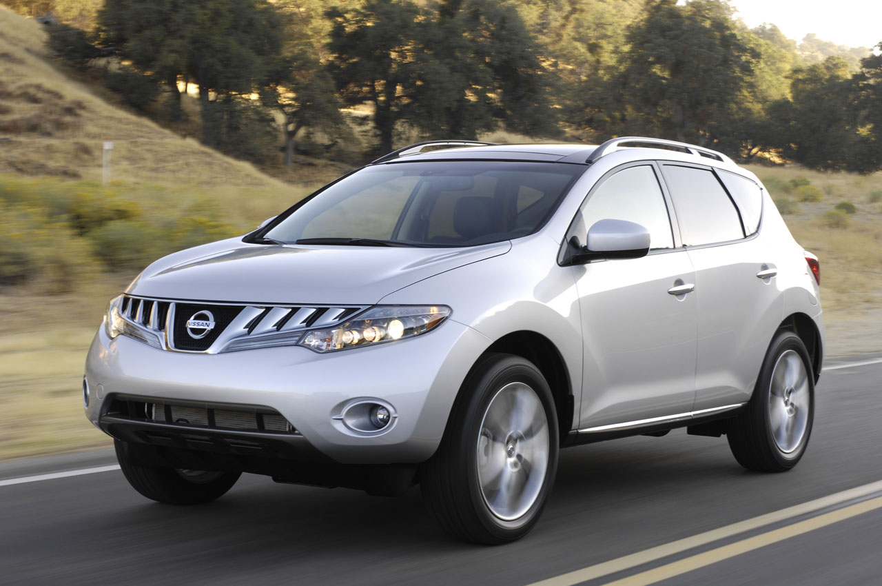 2009 nissan murano heels on wheels review vanachro Image collections