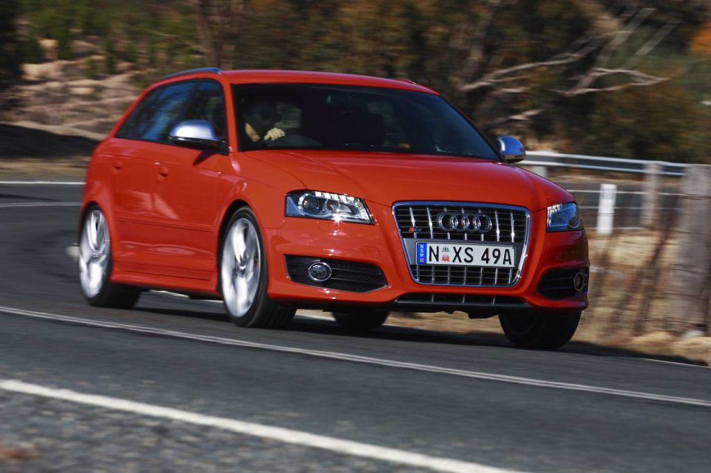 Audi S3 Sportback, Now With S tronic Gearbox
