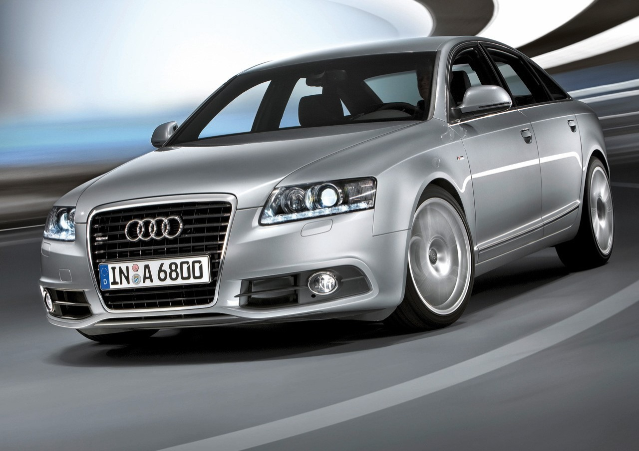 2009 audi a6 3 0t quattro review. Black Bedroom Furniture Sets. Home Design Ideas