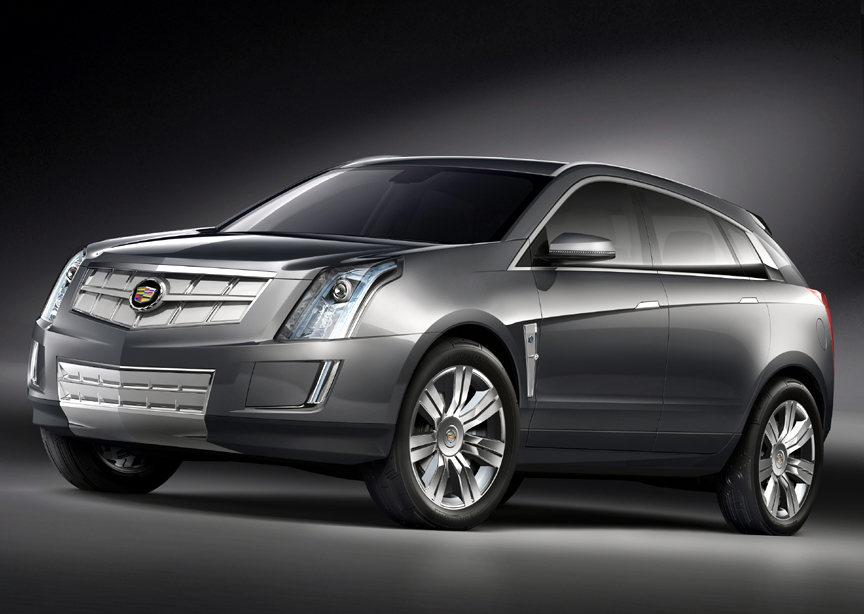 2010 cadillac all new srx crossover and cts sport wagon target new priorities of luxury buyers