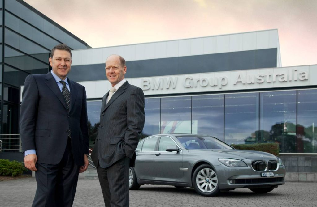 BMW Financial Services Celebrates 20 Years in Australia