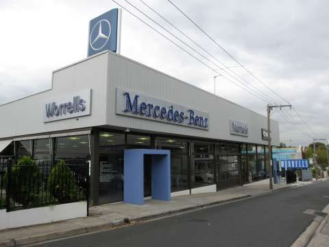 iconic mercedes benz dealership starts a new phase in its history. Cars Review. Best American Auto & Cars Review