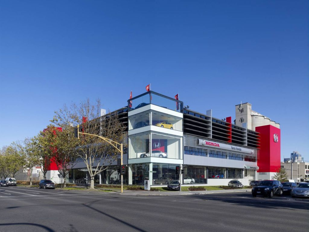 Honda Discount Parts Yarra Honda - World's Tallest Honda Dealership