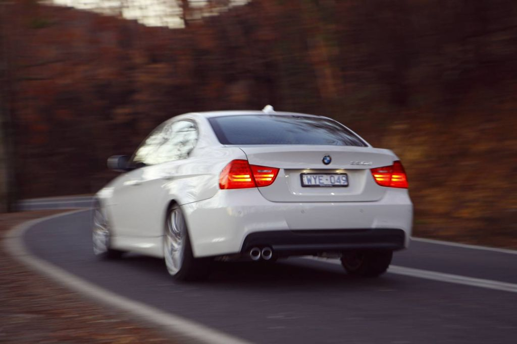 Sibling Rivalry: BMW 330d Versus BMW 335i