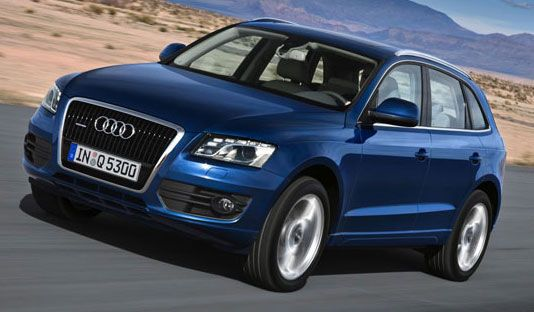2010 Audi Q5 Top SUV Cars