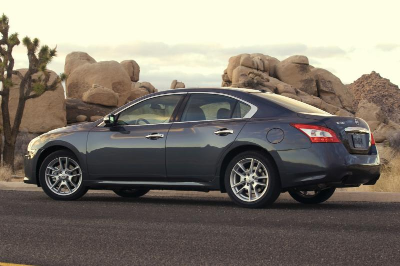 2009 Nissan Maxima 3 5 Sv Review
