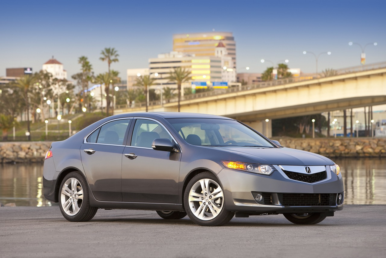 New Exotic 2010 Acura TSX V-6 Pictures