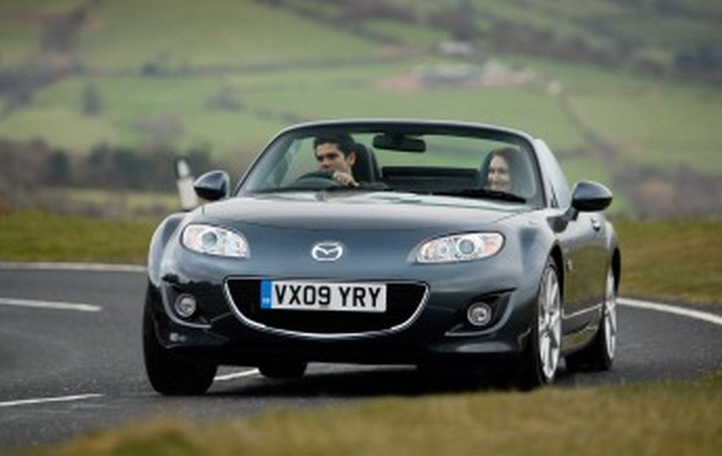 mazda mx 5 tuning. Presenting the Mazda MX-5 with