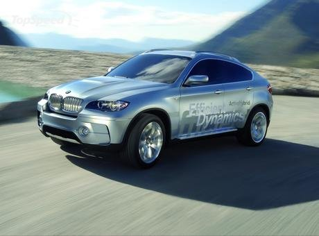 Spesifikasi  on American Style Car  Bmw Activehybrid X6 Stylish And Versatile