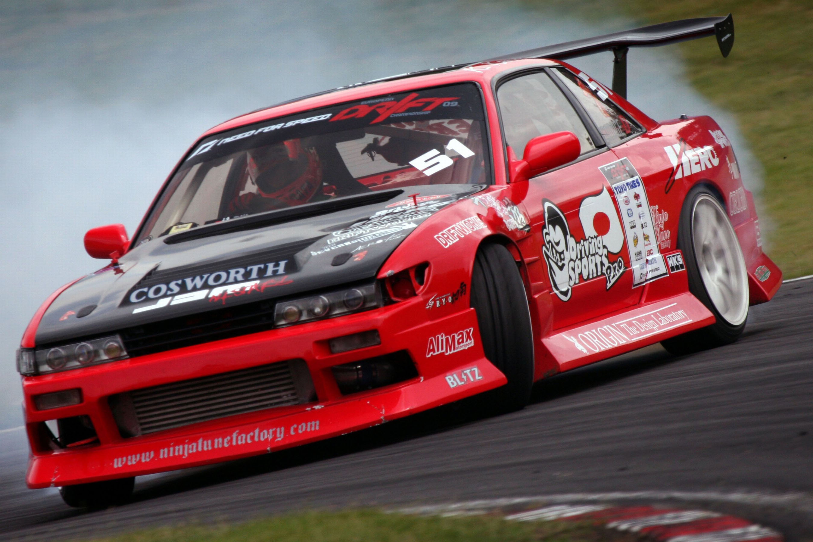 European Drift Championships to Wow Middle East Car Fans