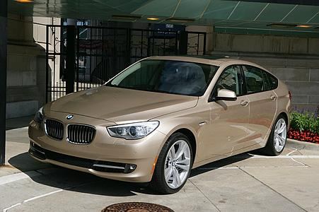 BMW Gran Turismo I Preview - 2010 bmw 550i gt for sale