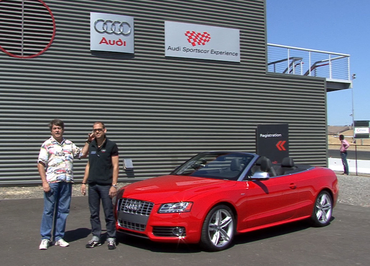 Roadtrip New 2010 Audi S5 Cabriolet Exclusive Video