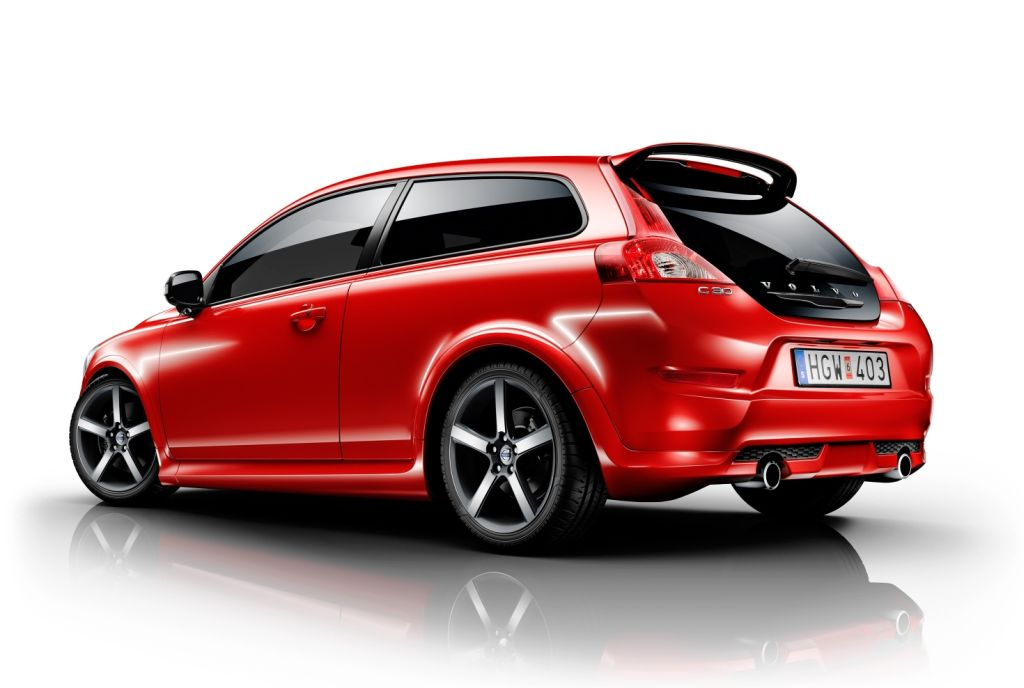 ... Volvo C30 SportsCoupe more than justvisual appeal with the