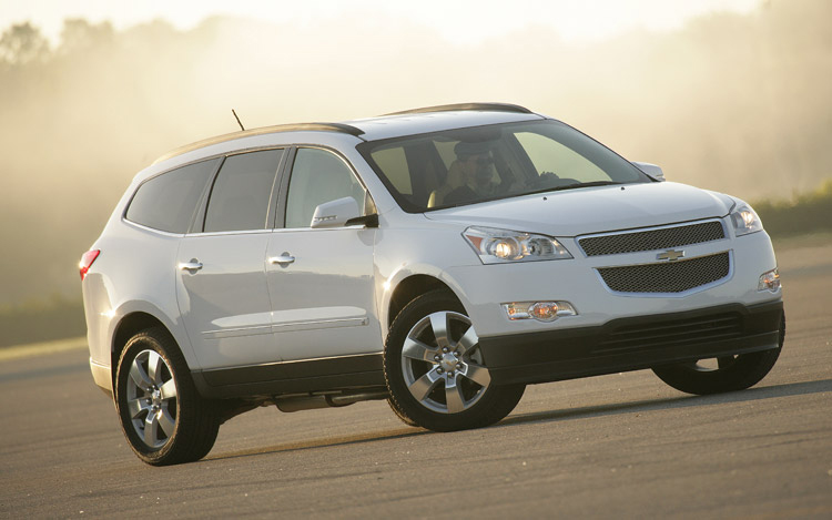 Family Cars CUV's Replacing SUV's