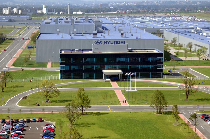 Hyundai Officially Opens 1 Billion Manufacturing Plant In