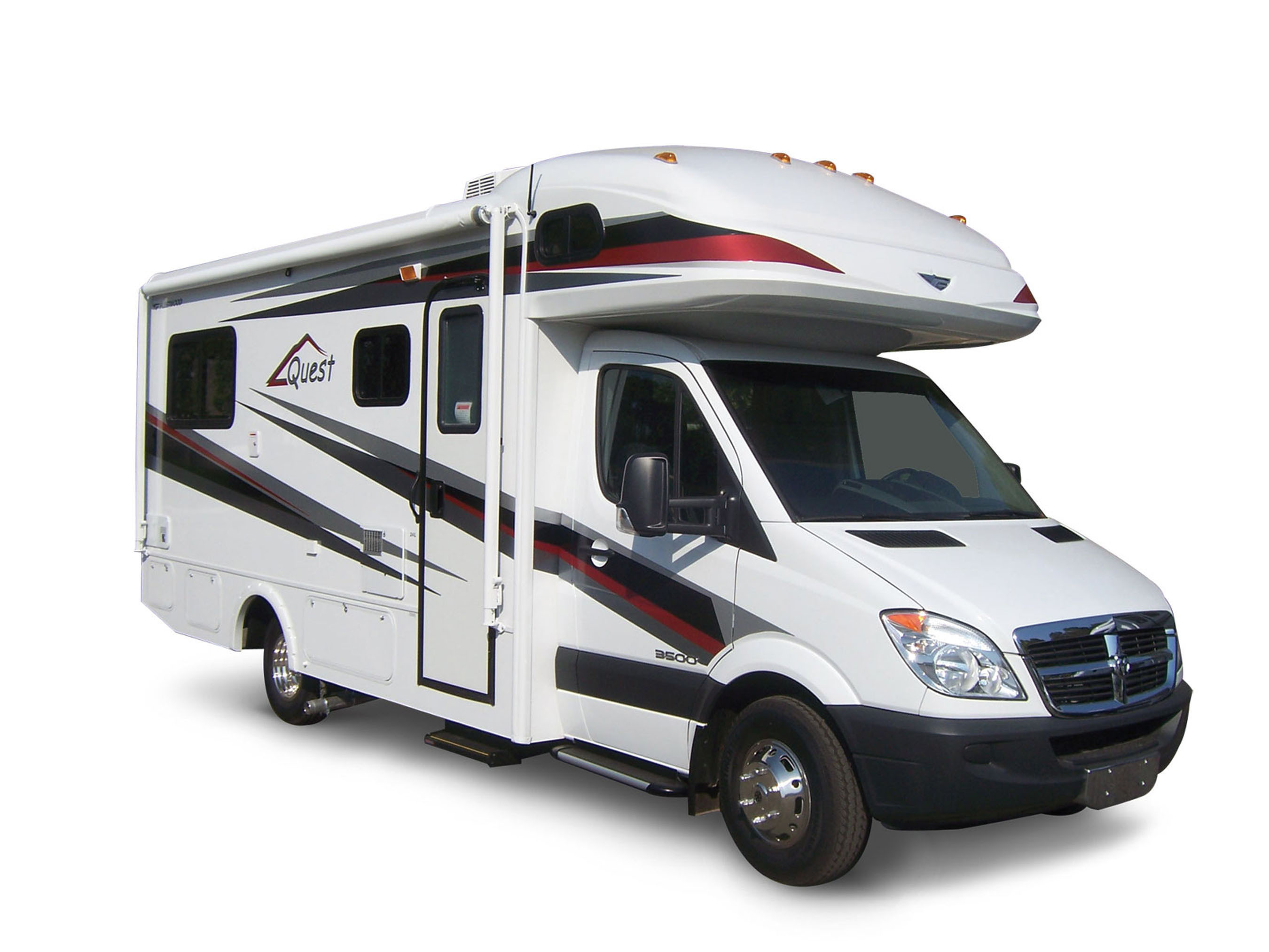 Fleetwood Rv Inc Rolls Out Limited Edition 2010 Quest