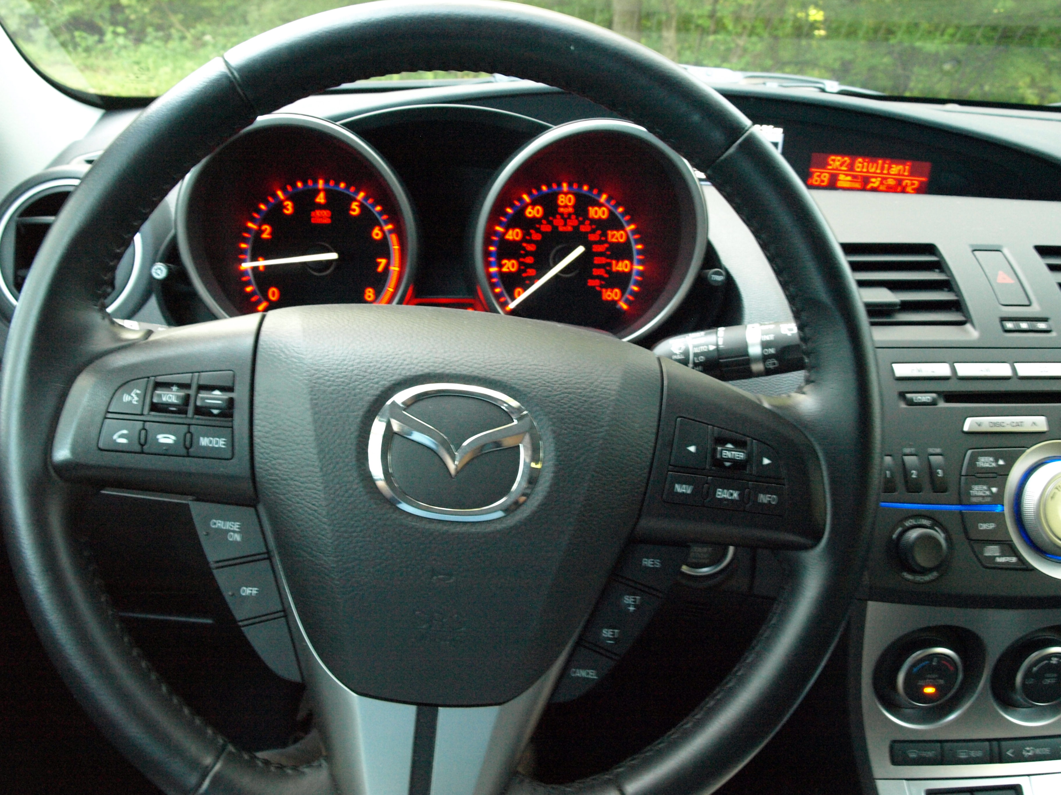 2010 Mazda3 Grand Touring (select To View Enlarged Photo)