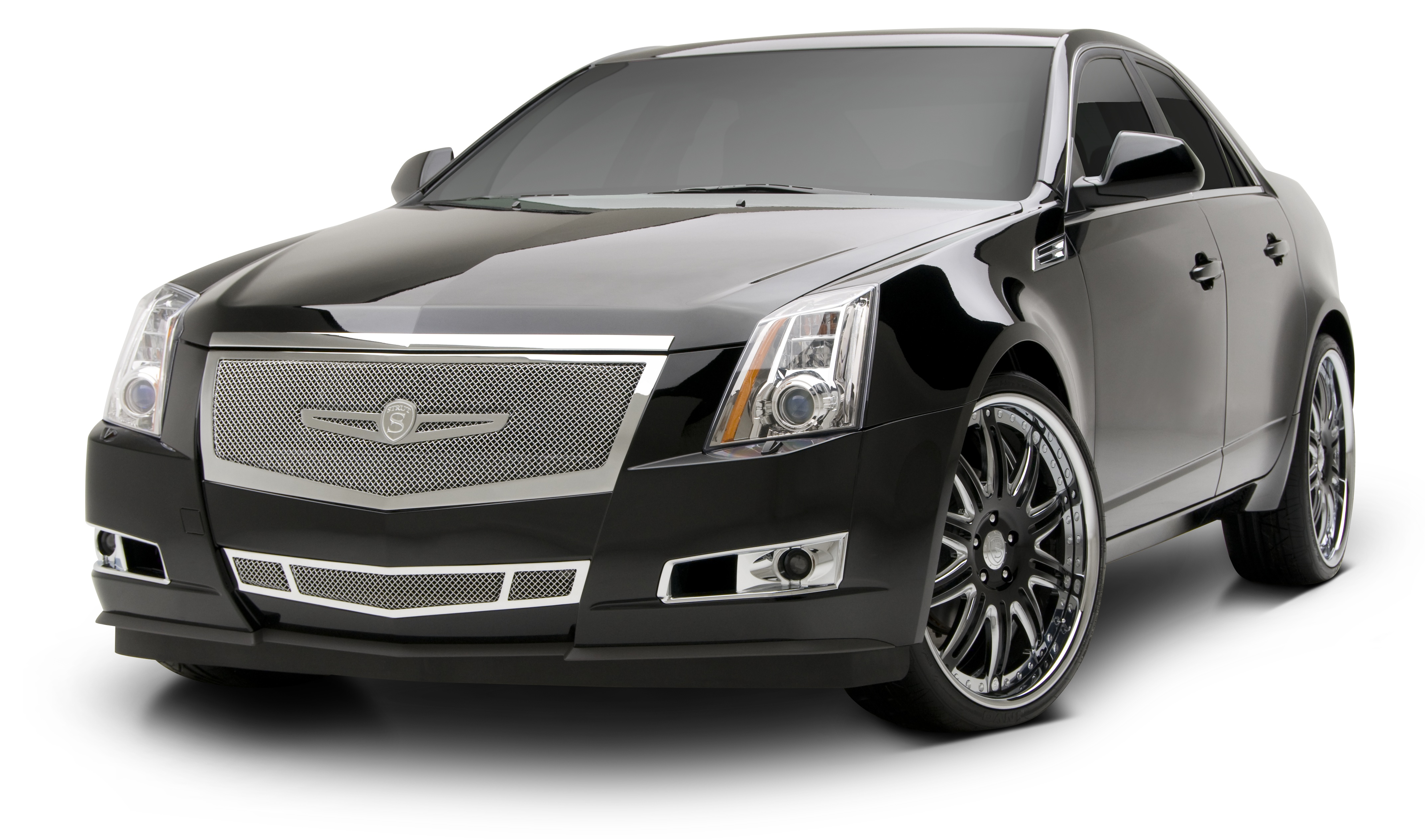 Cadillac cts custom grille