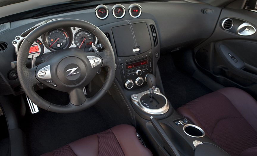 Nadaguides Com Names The 2010 Nissan 370z Roadster Car Of