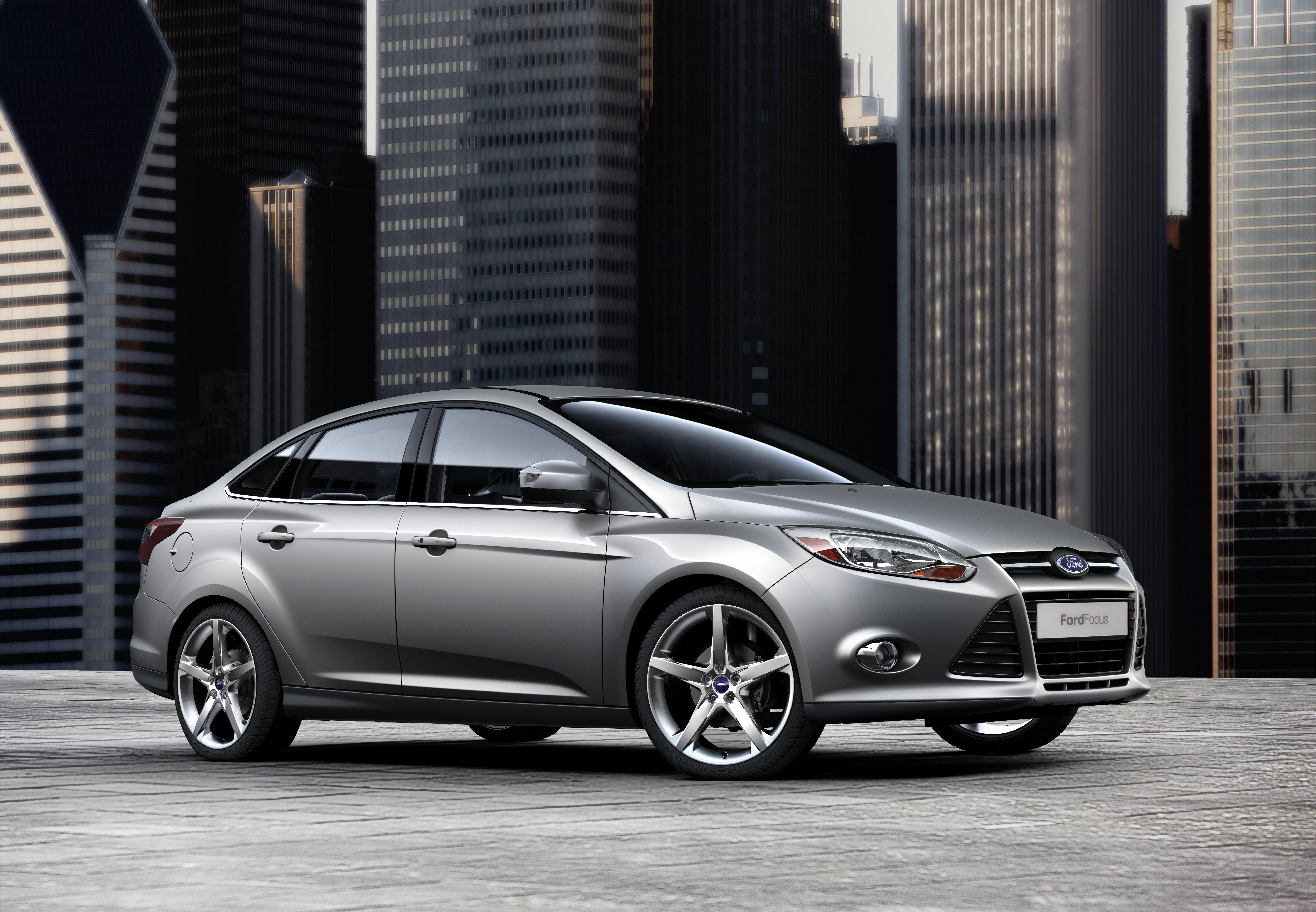 2010 NAIAS Dynamic NextGeneration Ford Focus Debuts in Detroit