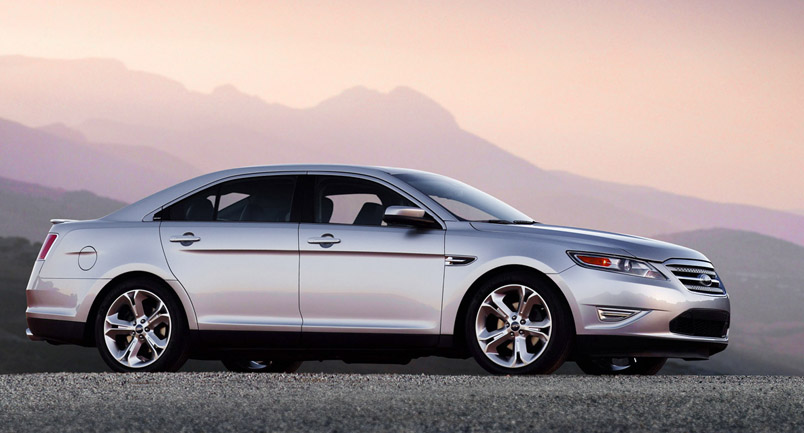 2010 Ford Taurus SHO Car of the Month for February