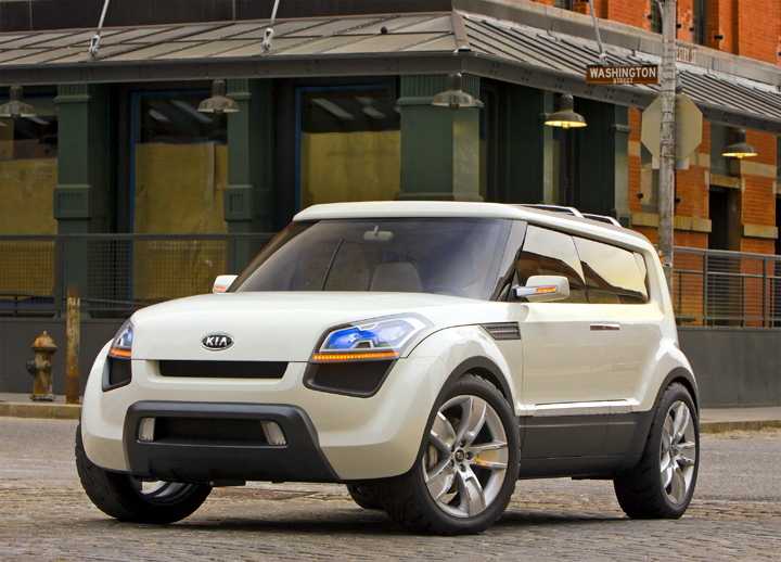 Kia Soul Named Finalist For World Car Of The Year And World Car